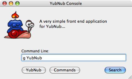 Installing Yubnub - Yubnub